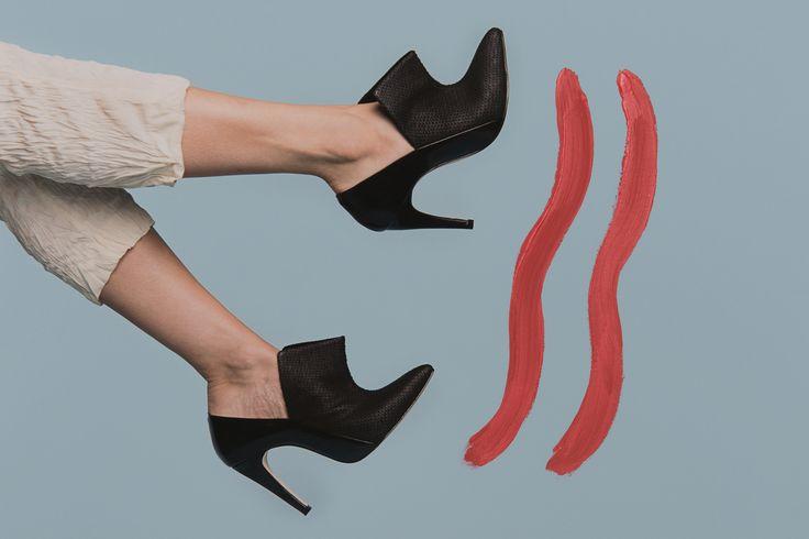 ZOMP Marianna heels