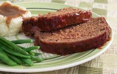 Mom's Meatloaf Recipe with Lipton Onion Soup Mix. Momswhothink.com