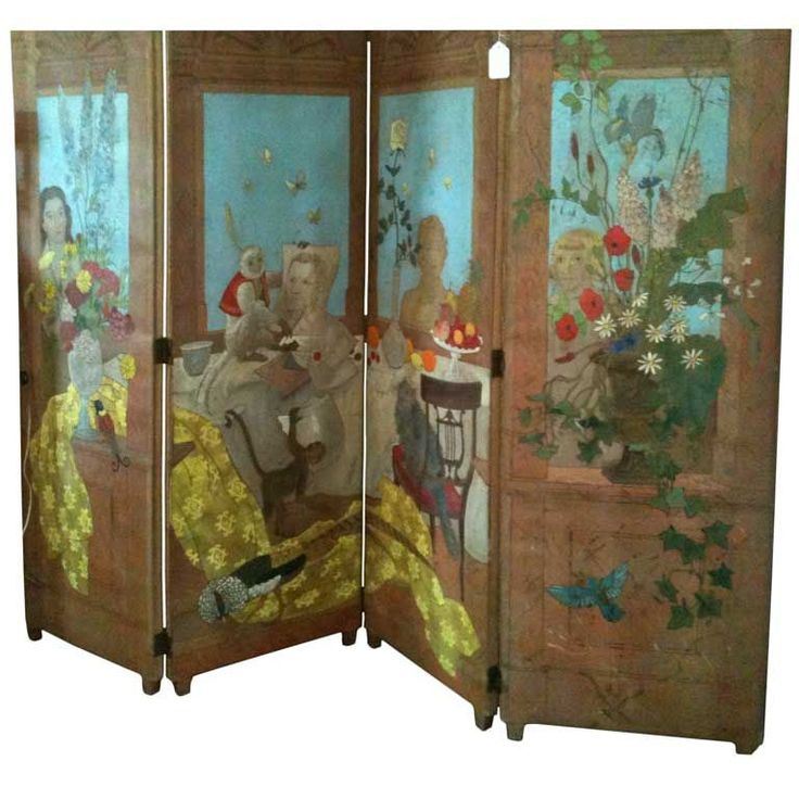 97 Best Images About Antique Room Dividers On Pinterest