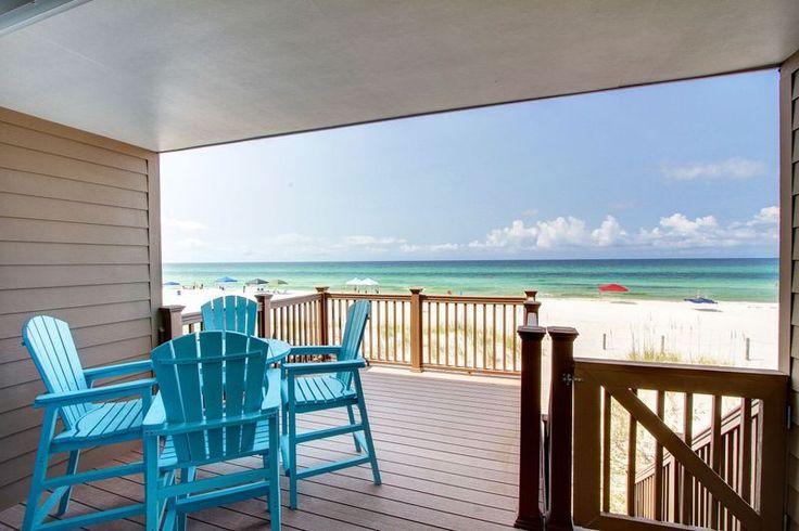 Private Homes Vacation Rental - VRBO 610539 - 2 BR Gulf Resort Beach House in FL, Brand New Upscale Gulf-Front Townhome on the Beach, Sleeps 9, Smart TV