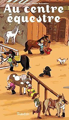 Au centre equestre Cecile Jugla Elodie Balandras Tourbillon DER.CHOSES Francais