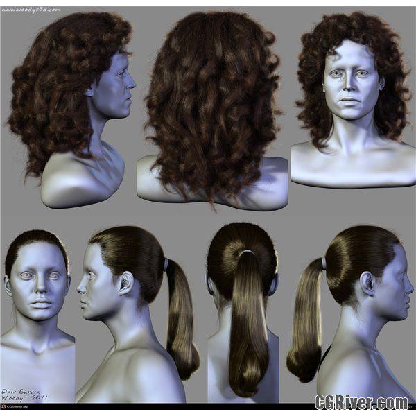 Hair Farm 2 Professional (Node Locked)