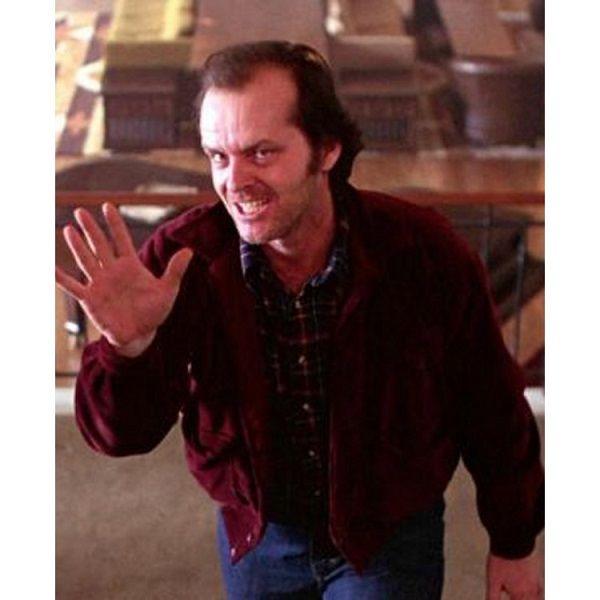 Jack Torrance The Shining Jacket Hair Length Chart Jack Nicholson The Shining The Shining