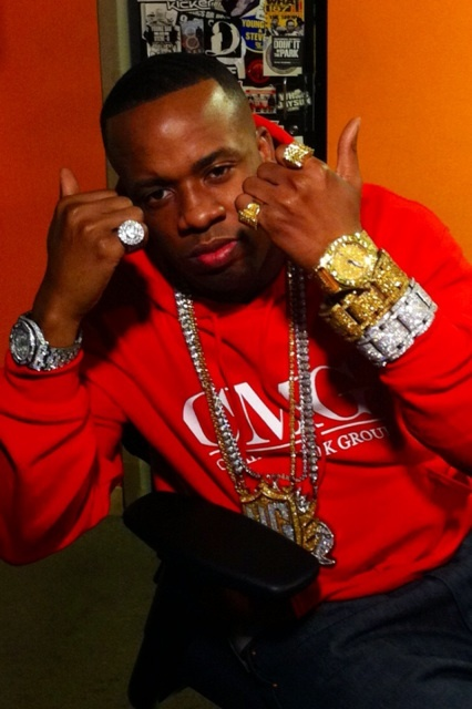 YO GOTTI- yeahhhhhh. baddest rapper out there, besides wayne