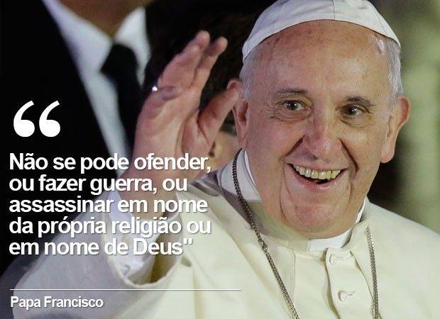 Papa Francisco nas Filipinas (Foto: AP)