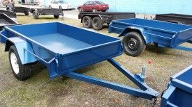 We are one of the oldest boat trailer manufactures in Australia. We design the boat to sit low as possible in the #Trailer Parts ,  #Car Trailer ,  #Tradesman Trailers  & #Lawn Mowing Trailers, not only for launching, retrieving, and towing benefits.