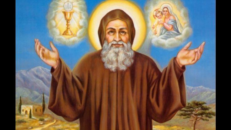 Posolstvá sv. Šarbela