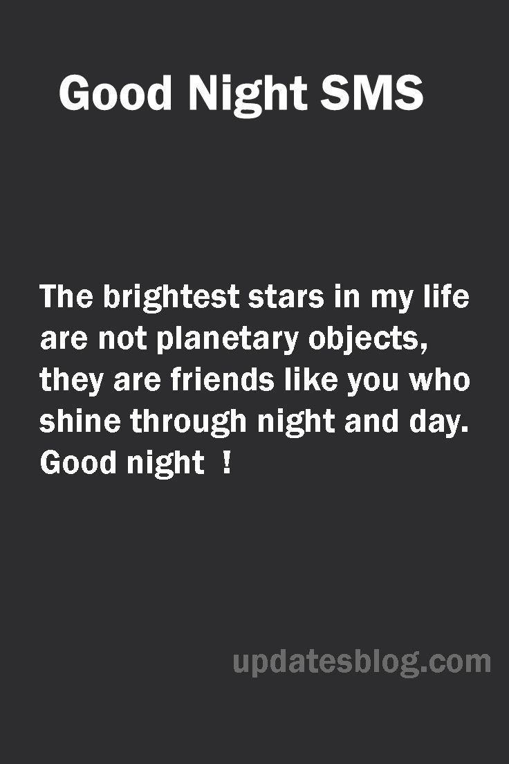Good Night SMS friends;Good Night SMS love;Good Night SMS Romantic;