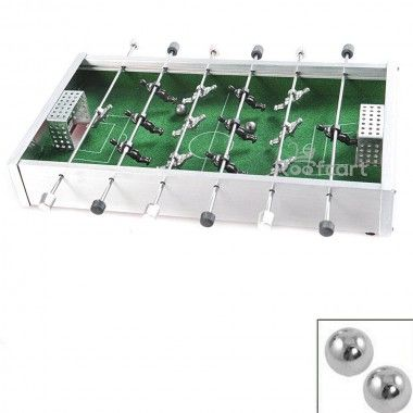 The one true love of a man, now portable!! Check out the Mini Foosball Set !!