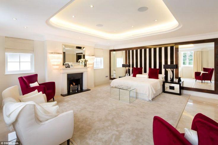 Big House Inside Bedroom