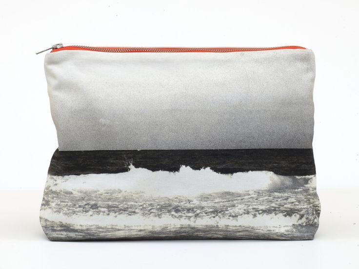 Image of Tulum Black & White Wave