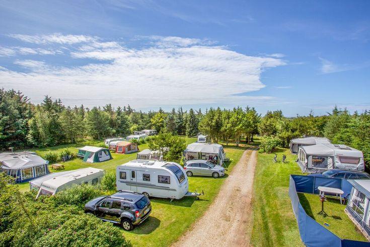 Guldager Camping   Denemarken