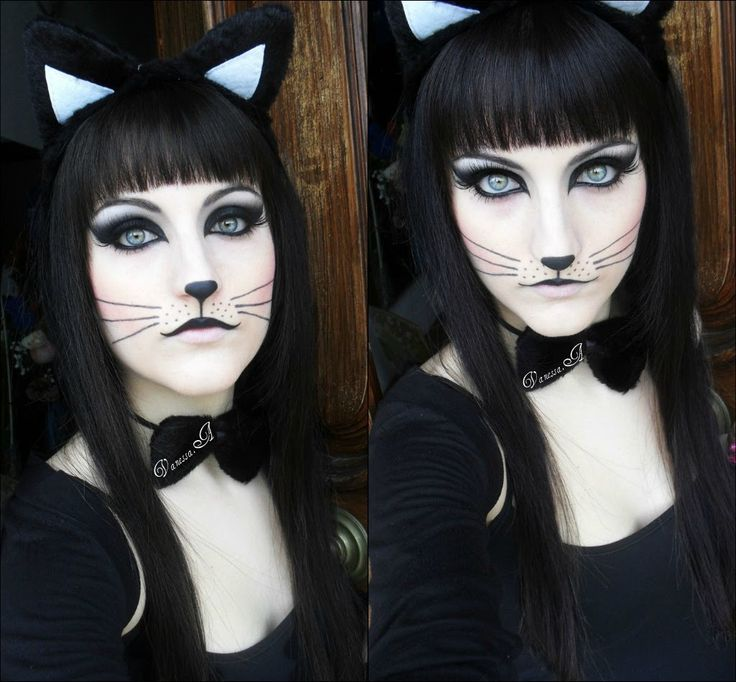 Tutorial trucco da gatta - Cat Make up