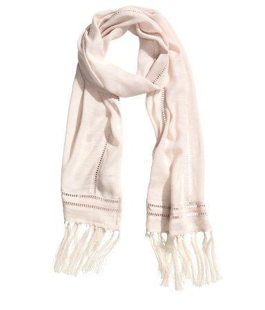 H&M Longue écharpe