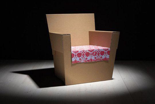 Oltre 25 fantastiche idee su mobili di cartone su for Mobili di cartone per squadre di design