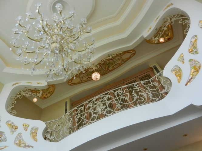 Авторские галереи - Дубинин Денис Валерьевич / Балкон в стиле модерн /