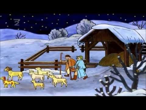J.J.Ryba - Česká mše vánoční 1/3 - Hej mistře! - animovaný film
