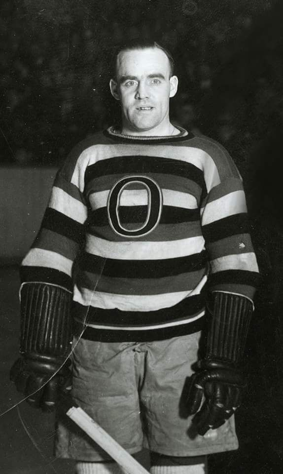 King Clancy played all 6 positions for the Ottowa Senators in the Calgary Flames 1923 cup final
