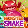 Monster Snake Game Online. Eat cupcakes without slithering into yourself. Eating will make you grow and move faster. Play Free Fun Snakes Flash Games.