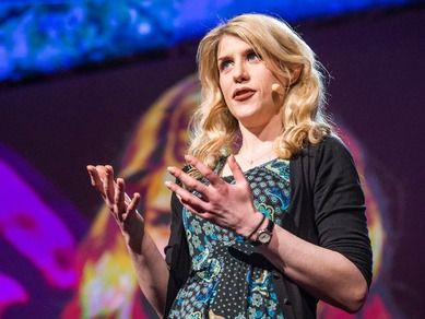 Eleanor Longden: on TED, says that schizophrenic people hear voices as a sane reaction to insane circumstances. The most interesting thing I've seen in months.