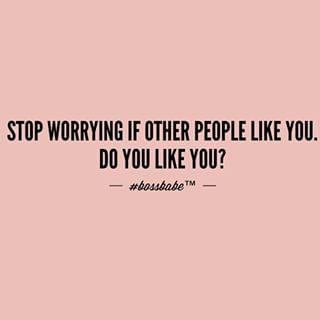 Do you like you?  Join the #Bossbabe Netwerk™ (Click The Link In Our Profile Now! )