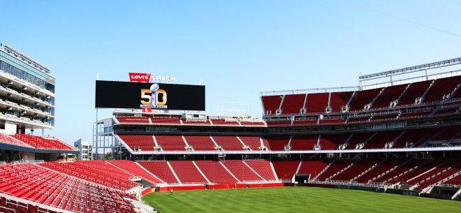 Super Bowl 50 Has a Sweet App and Crazy-Fast Internet http://ift.tt/1TGr18e