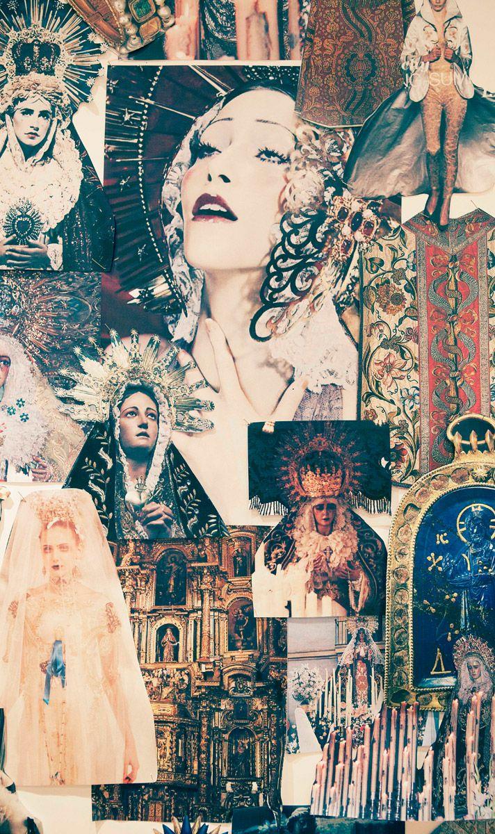 Marchesa Inspiration via vogue.com
