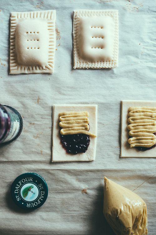 pistachio bakewell pop-tarts | my name is yeh