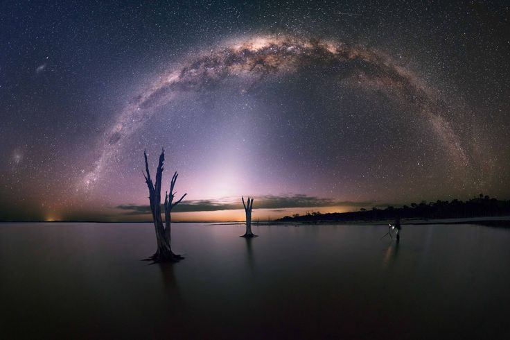Celestial Bridge by Michael  Goh on 500px