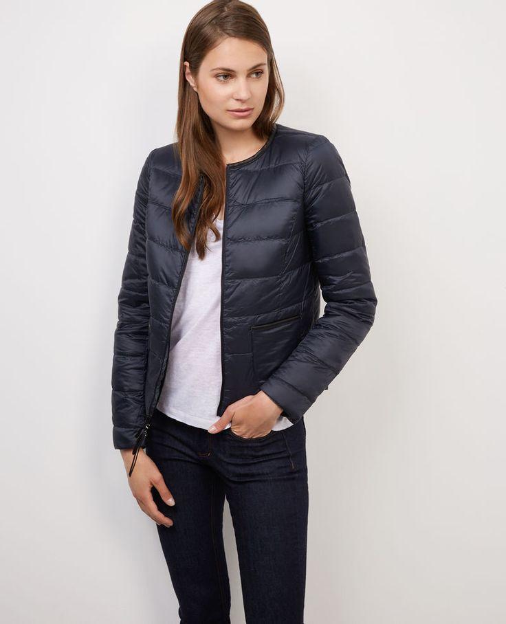 Manteau femme - Blouson, Trench, Doudoune | Comptoir des Cotonniers