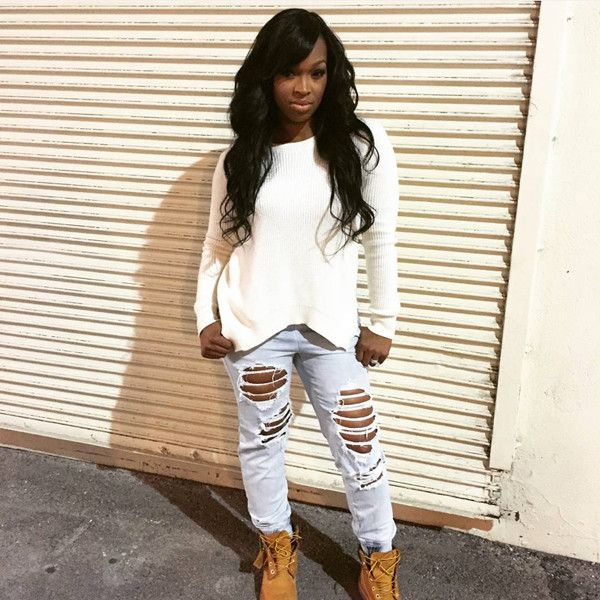 Khadijah Haqq McCray from DASH Dolls' Sexiest Instagrams