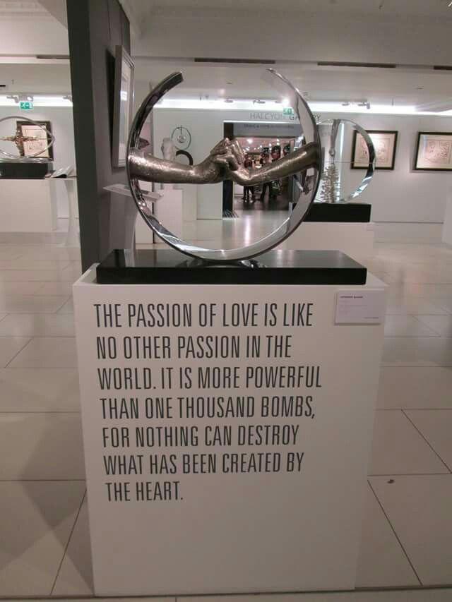 la passione dell'amore
