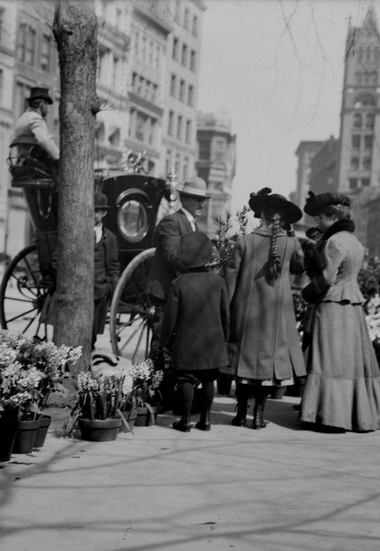 """vestatilleys: """" New York, 1904. """""""