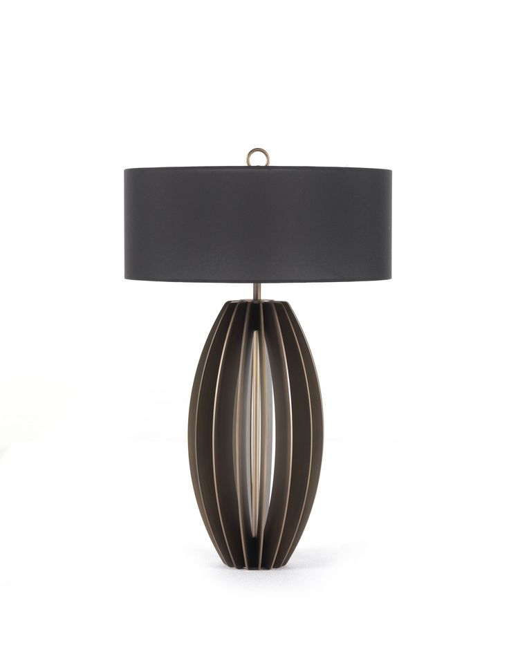 The exquisite Pumpkin Table Lamp from the Roberto Cavalli Home Interiors Collection
