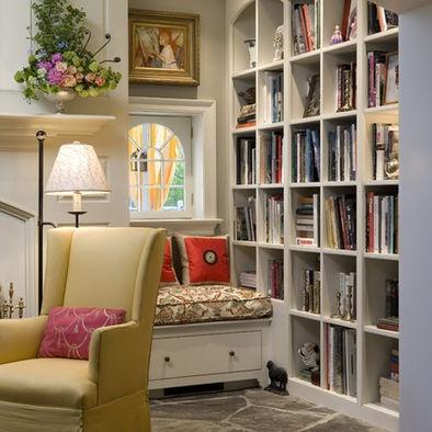 Book Nook Room