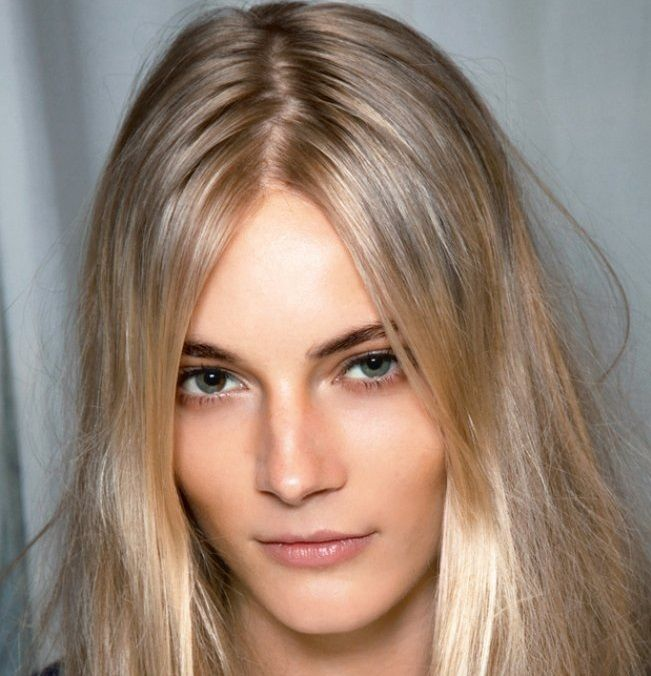 couleur blond froid