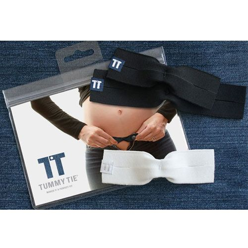 Tummy Tie for pregnancy - expand your wardrobe!
