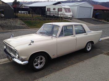 Ford  Zephyr mk3 1964
