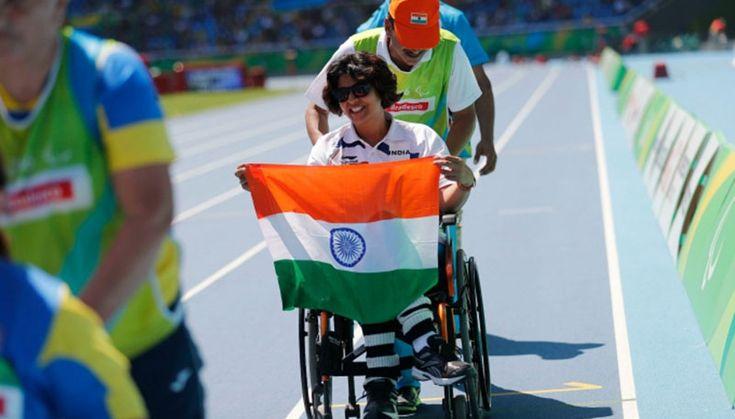 India's Paralympic Champions at Rio 2016