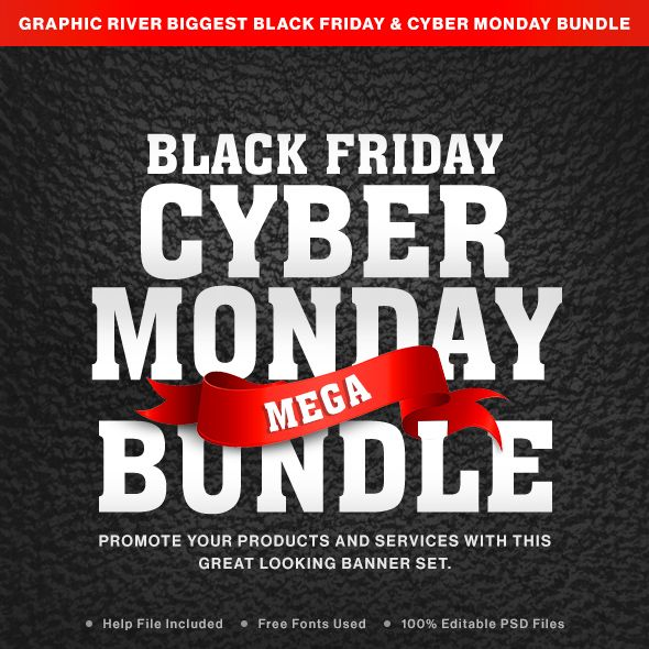 Black Friday Sale And Cyber Monday Sale Ad Banner Designs 356 Banners Updated Banner Ads Banner Ads Design Banner