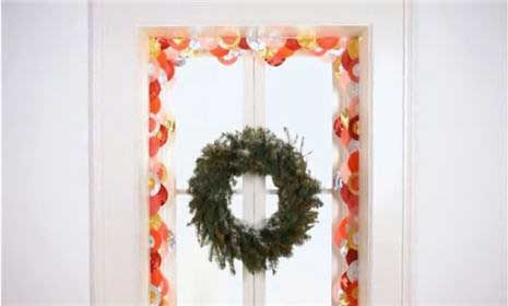 Watch Pretty Christmas Garland: Make It with Cupcake Liners! in the Better Homes and Gardens Video