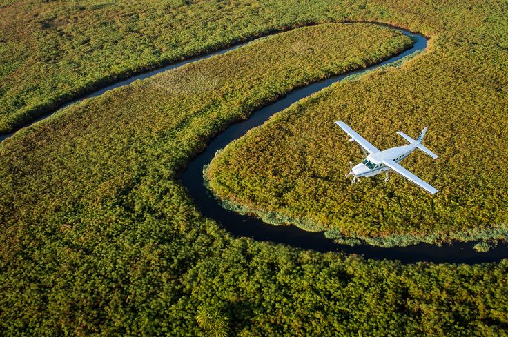 Wilderness Air is privileged to fly into some of the most pristine wilderness destinations in the world. We believe flying is an integral part of guest's travel experience. Okavango Delta, Botswana www.wilderness-air.com