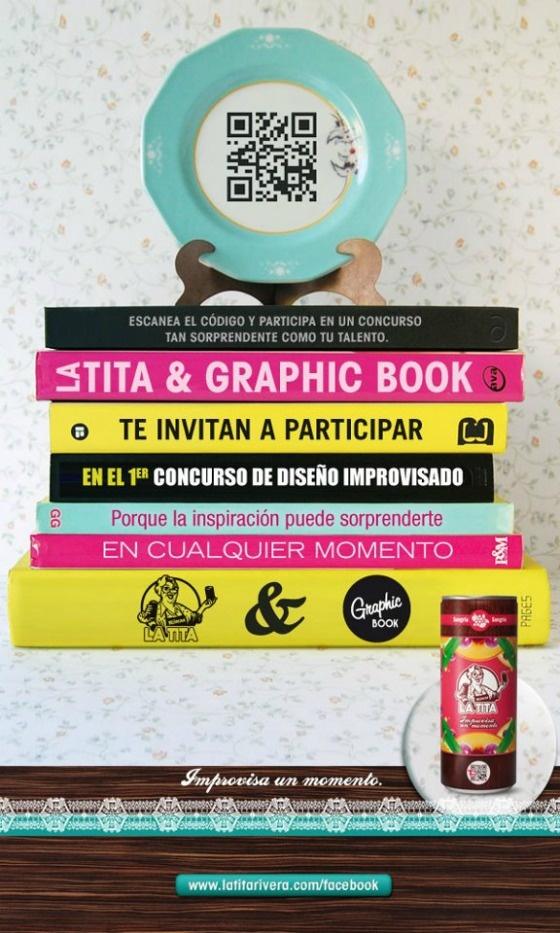 I Concurso de diseño improvisado: Graphicdesign, Books Convocan, Graphics Design, Contest, Graphics Books, Improvisado De, Concurso Improvisado, Design, Diseño Improvisado
