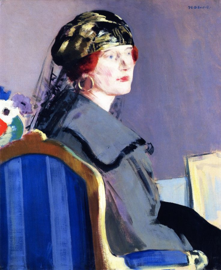 The Athenaeum - May Easter (Francis Campbell Bolleau (F.C.B.) Cadell - circa 1920-1922)