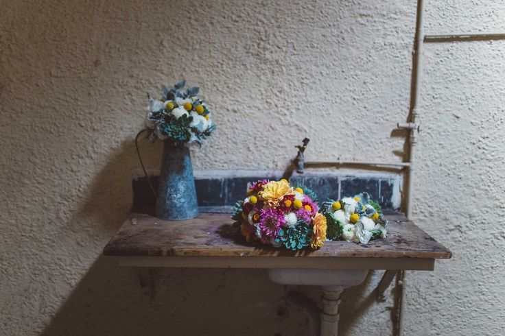 Flower bouquets  for Melbourne Wedding #wedding #flowers #rustic #photography