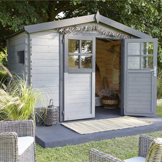 Les 25 meilleures id es concernant leroy merlin jardin sur for Cabane de jardin en bois leroy merlin