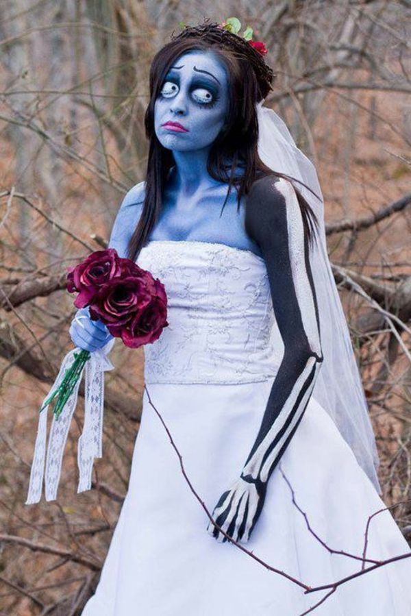 Diy scary halloween costumes for women my web value 100 incredibly easy diy halloween costumes for adults solutioingenieria Images