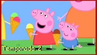 Peppa Pig Castellano capitulos Completos Temporada 2 Episodios 1-28 - YouTube