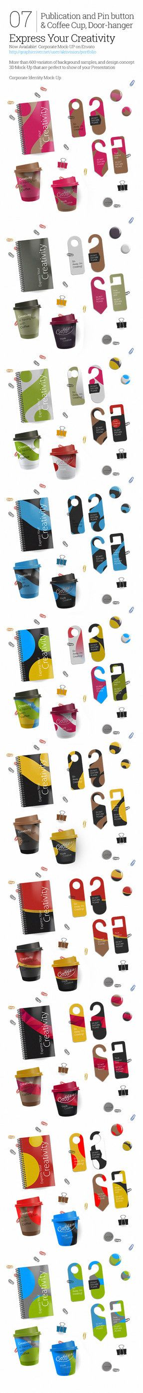 07 Publication and Coffee Cup by aktivision2015