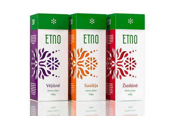 ETNO Tea on Behance